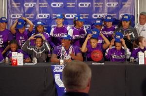 Sacramento Excited!
