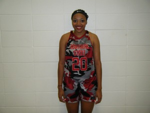 Unique Thompson of Alabama Southern Starz 2017 - Bush