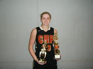Sammie Puisis (MVP) of Cincinnati Heat Premier Sanders