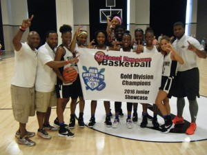Team Penny Pruitt 2017 - 2016 Battle in the Boro Junior Showcase Gold Division Champions. Phot Credit Bob Corwin