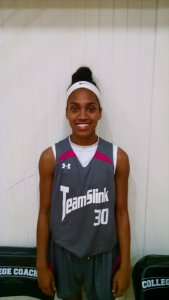 Mahogany Vaught of Team Slink Pink. Photo Credit Aaron Holland