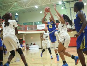 Megan Walker (#23) of BWSL (credit to Joe Fenelon)