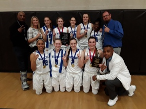 Mesquite High School - Champion of Nike TOC John Anderson Division (Photo Credit Bob Corwin)