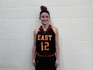 Lindsey Duvall of Bullitt East High School. Photo Credit Bob Corwin