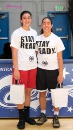 MVP's Marley Langi and Milan Tuttle 2021